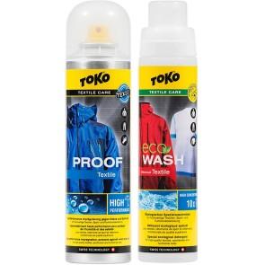 Pachet Duo Textile Proof + Eco Textile Wash 250 ml