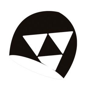 Logo Reversible Black