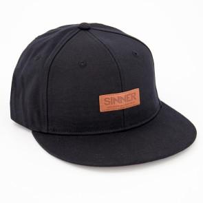 Amsterdam Exquisite Cap - Black