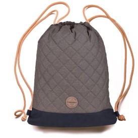Gymbag Quilted Gri