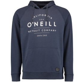 LM O'Neill Hoodie Ink Blue
