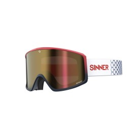 Sin Valley Matte Red Matte Dark Blue